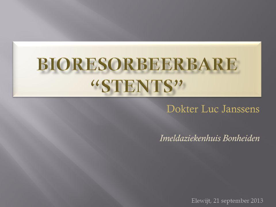 Dokter Luc Janssens Imeldaziekenhuis Bonheiden Elewijt, 21 september 2013