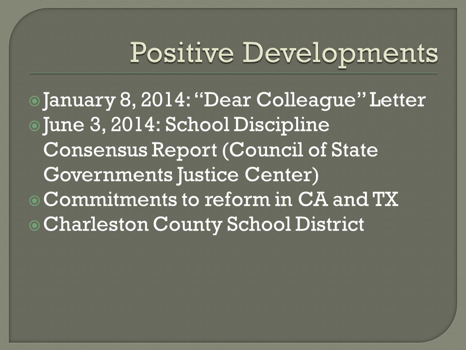  Charleston County School District.2014.