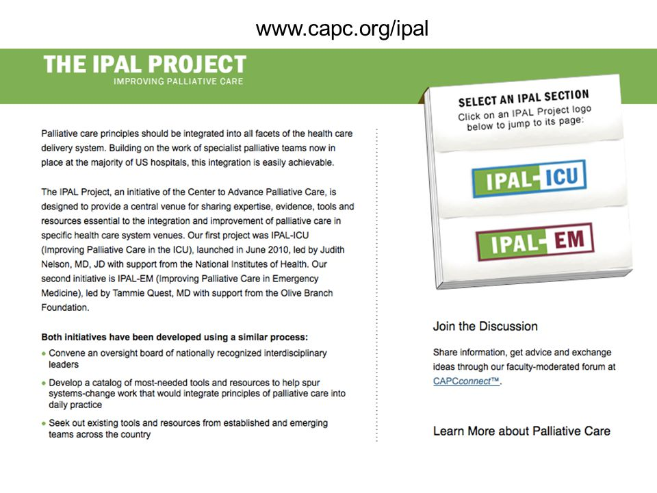 www.capc.org/ipal