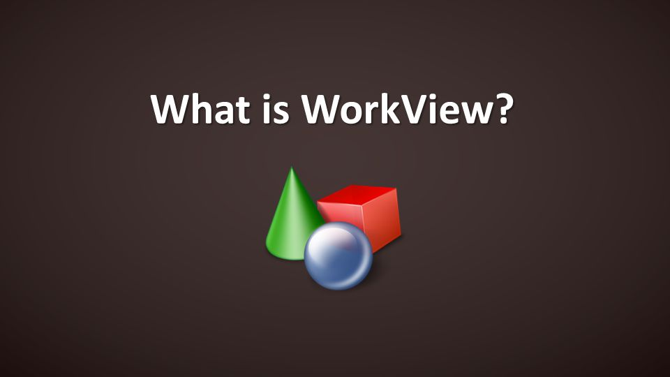 What is WorkView