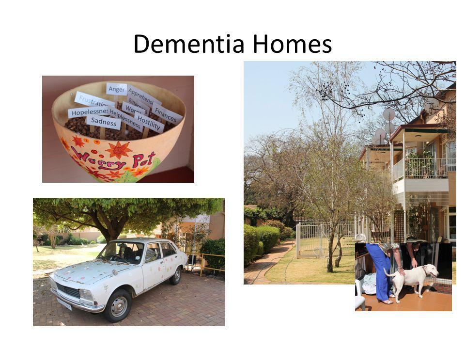 Dementia Homes