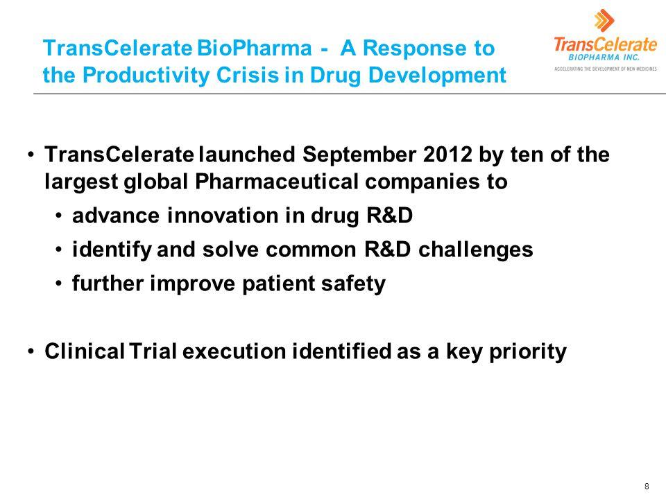 Clinical Data Standards David Jordan david.jordan@abbvie.com david.jordan@abbvie.com Rhonda Facile ( CDISC) rfacile@cdisc.orgrfacile@cdisc.org Comparator Drugs for Clinical Trials - Terry Walsh terry.walsh@transceleratebiopharmainc.com terry.walsh@transceleratebiopharmainc.com Risk Based Monitoring - Reb Tayyabkhan rehbar.tayyabkhan@bms.com rehbar.tayyabkhan@bms.com Shared Site Qualification and Training Sue McHale susan.mchale@astrazeneca.com susan.mchale@astrazeneca.com Katarina Hugeneck hugeneck_katarina@lilly.com hugeneck_katarina@lilly.com Shared Site Collaboration Platform - Jackie Kent kent_jacalyn_m@lilly.com kent_jacalyn_m@lilly.com Common Protocol Template - Rob DiCicco robert.a.DiCicco@gsk.com robert.a.DiCicco@gsk.com Investigator Registry - Bill Jordan william.jordan@sanofi.com william.jordan@sanofi.com Special Populations Clinical Trial Networks - Susannah Hammond susannah.3.hammond@gsk.com susannah.3.hammond@gsk.com Contact Points within TransCelerate 29