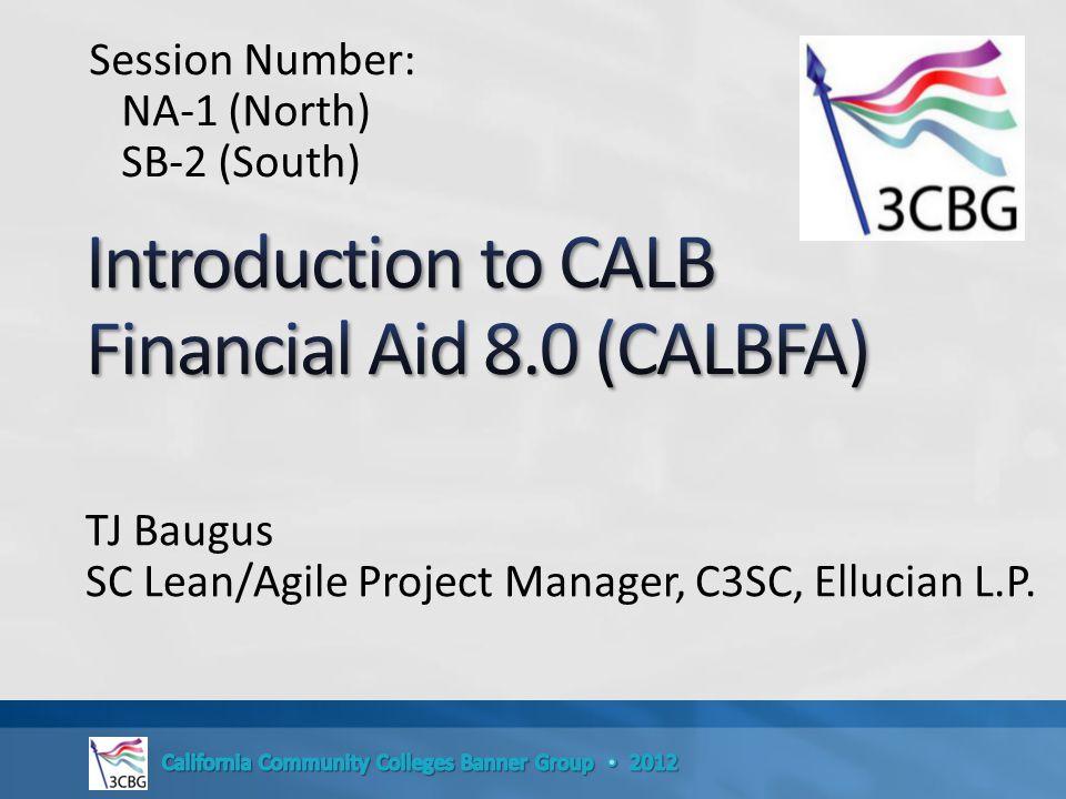 TJ Baugus SC Lean/Agile Project Manager, C3SC, Ellucian L.P.