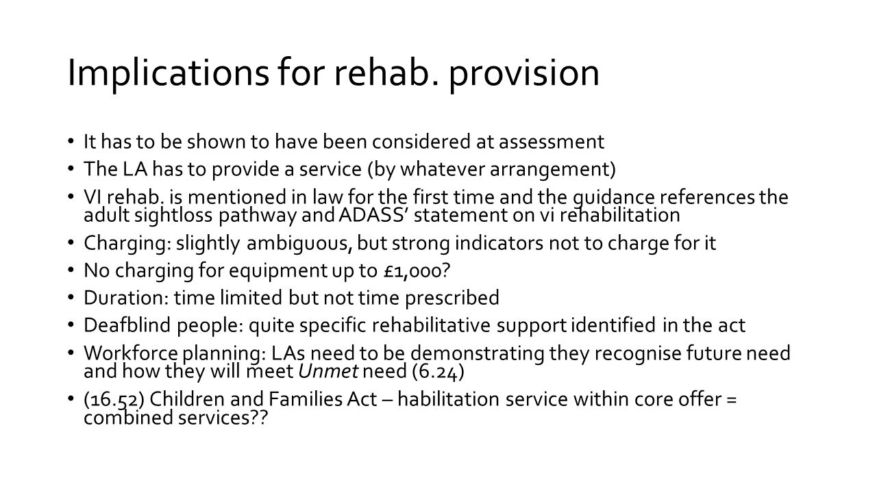 Implications for rehab.