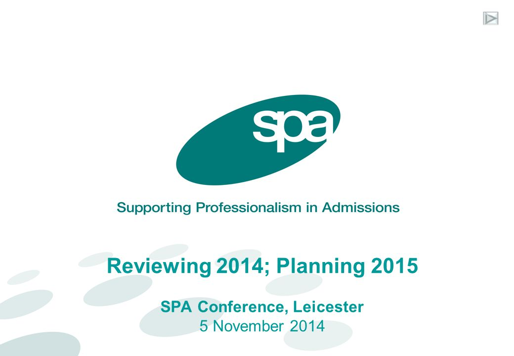 Planning and managing admissions overview predictenact review keep up to date be ready