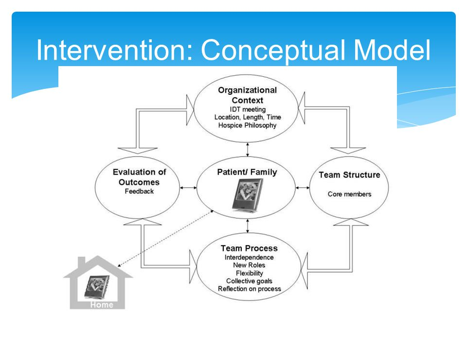 Intervention: Conceptual Model