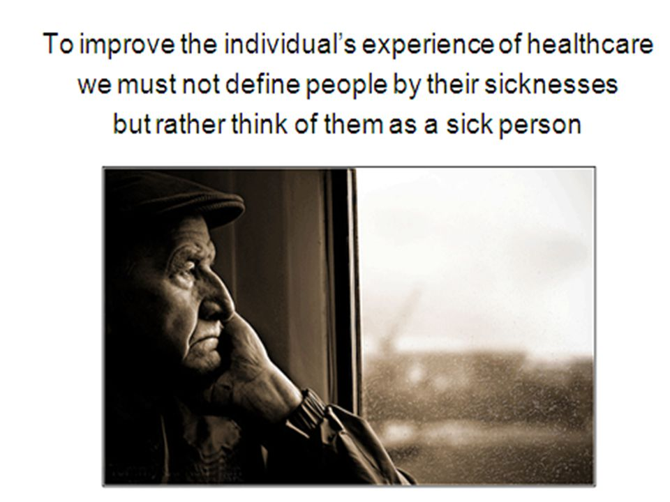 What characterizes illness is its variability, not its average manifestations.