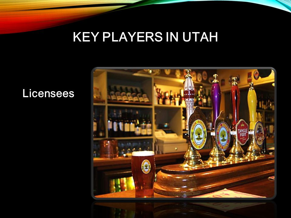 There are currently active licenses in the stateThere are currently active licenses in the state This represents 18 different license typesThis represents 18 different license types Some licenses are limited in number based on the overall state population (quota)Some licenses are limited in number based on the overall state population (quota) Law enforcement funding for staffing is driven by the overall number of liquor licenses issuedLaw enforcement funding for staffing is driven by the overall number of liquor licenses issued CURRENT LICENSES 2,067