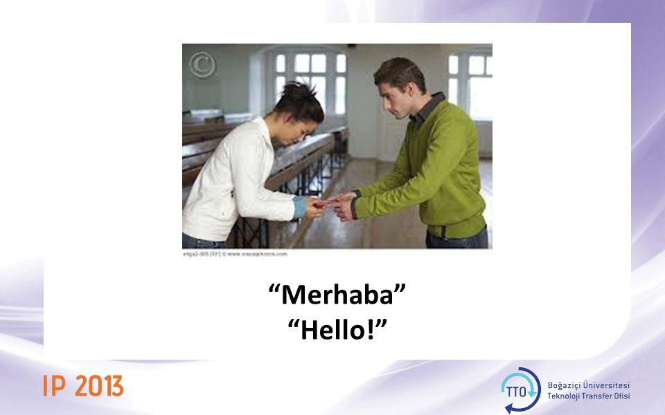 Merhaba Hello!