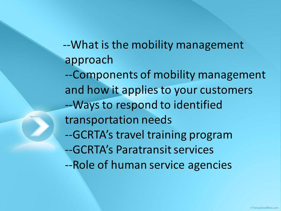 Individualized Transportation Plan  2-page form  8 worksheets