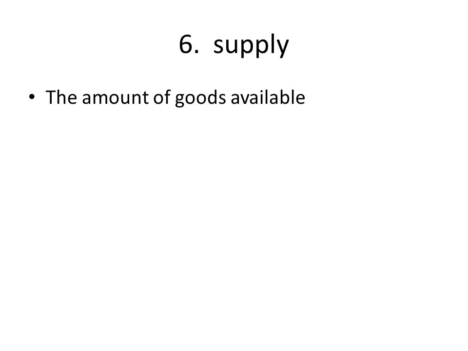 8.How do different market structures affect society.
