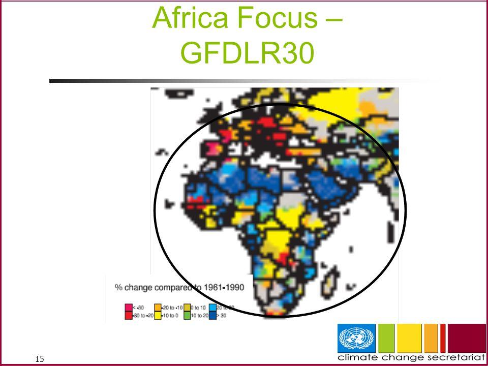 15 Africa Focus – GFDLR30