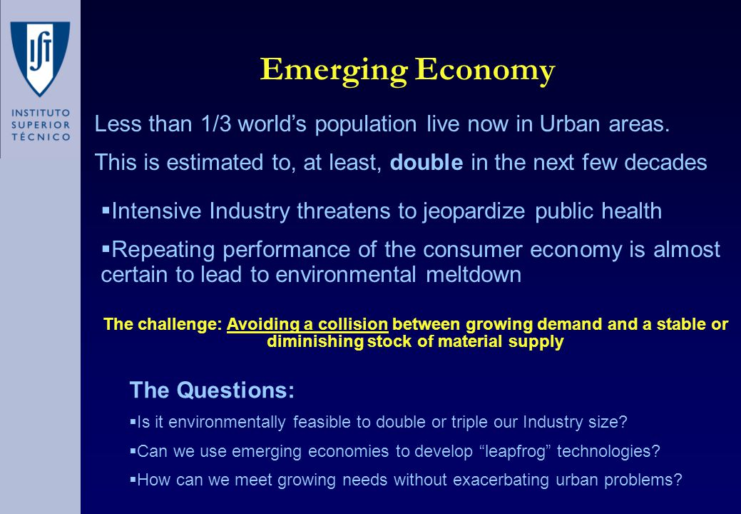 Survival Economy The Questions:  Can our products meet the basic needs of the poor.