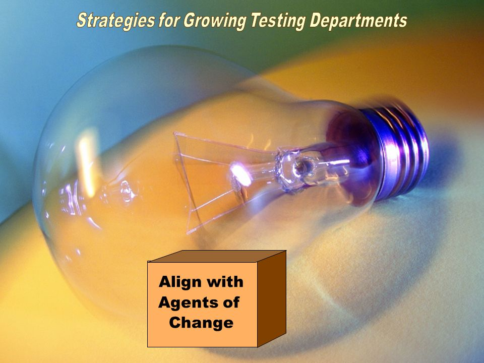 Align with Agents of Change