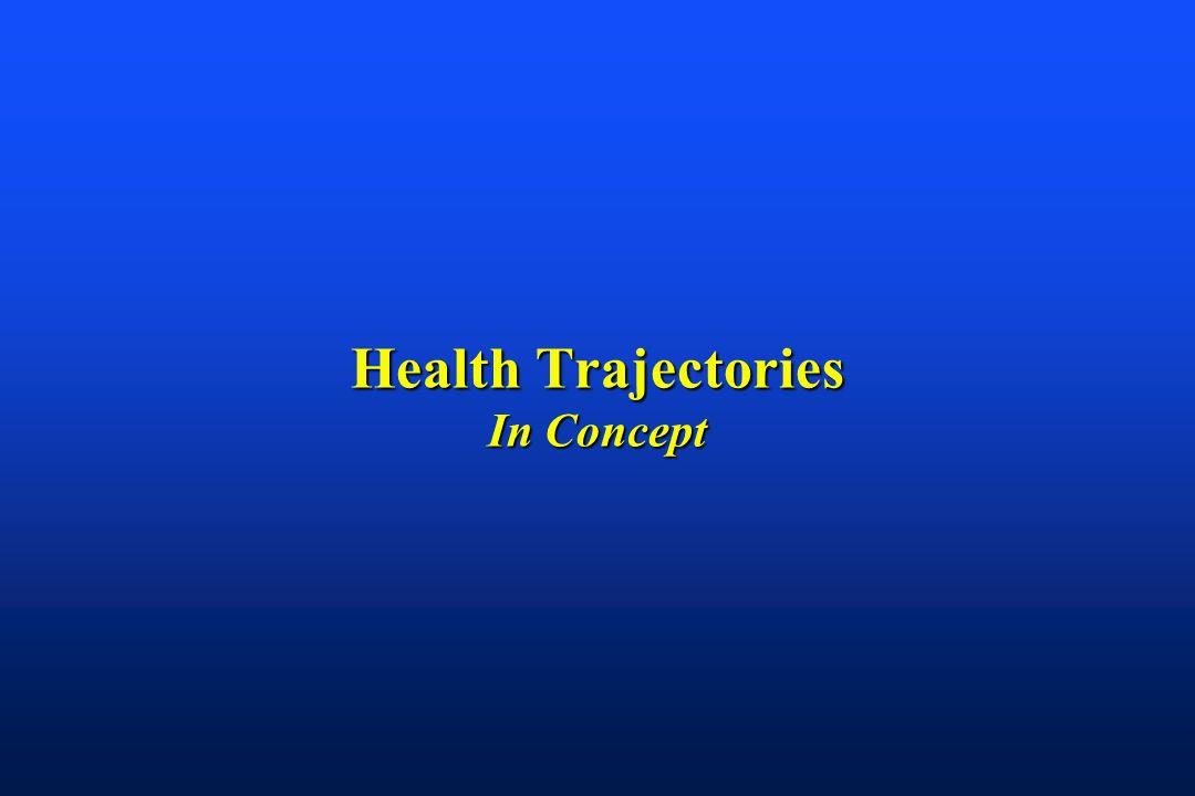 Health Trajectories In Concept