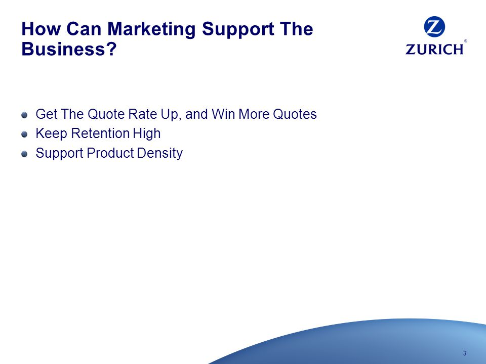 14 Can Marketing Support The Business.