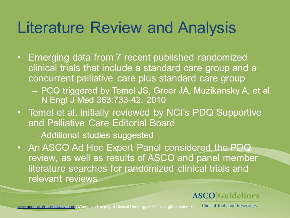 PCO Methodology: Ad Hoc Expert Panel Members Panel MembersAffiliation/Institution Jamie H.