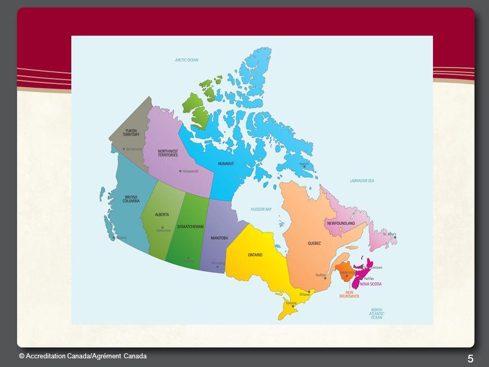© Accreditation Canada/Agrément Canada 5