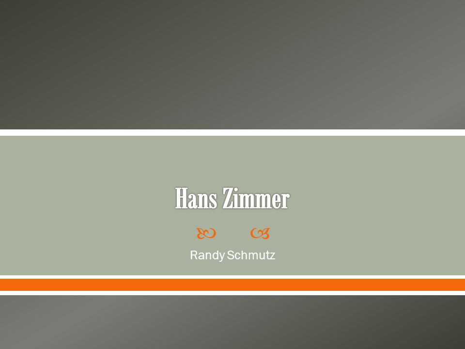  Randy Schmutz