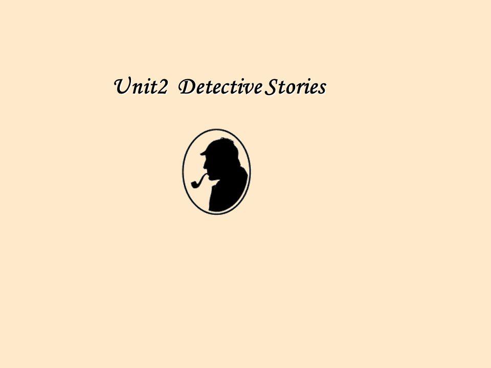 Unit2 Detective Stories