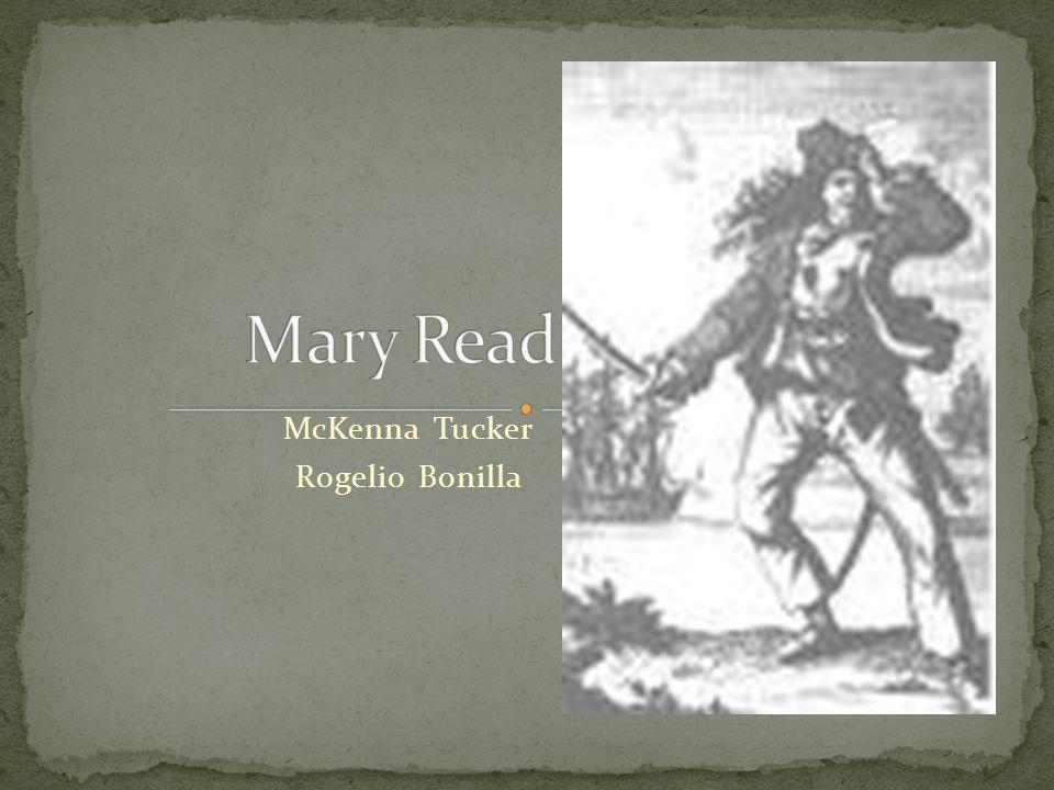 McKenna Tucker Rogelio Bonilla