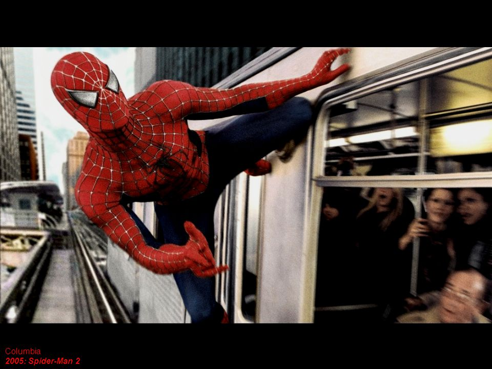Columbia 2005: Spider-Man 2