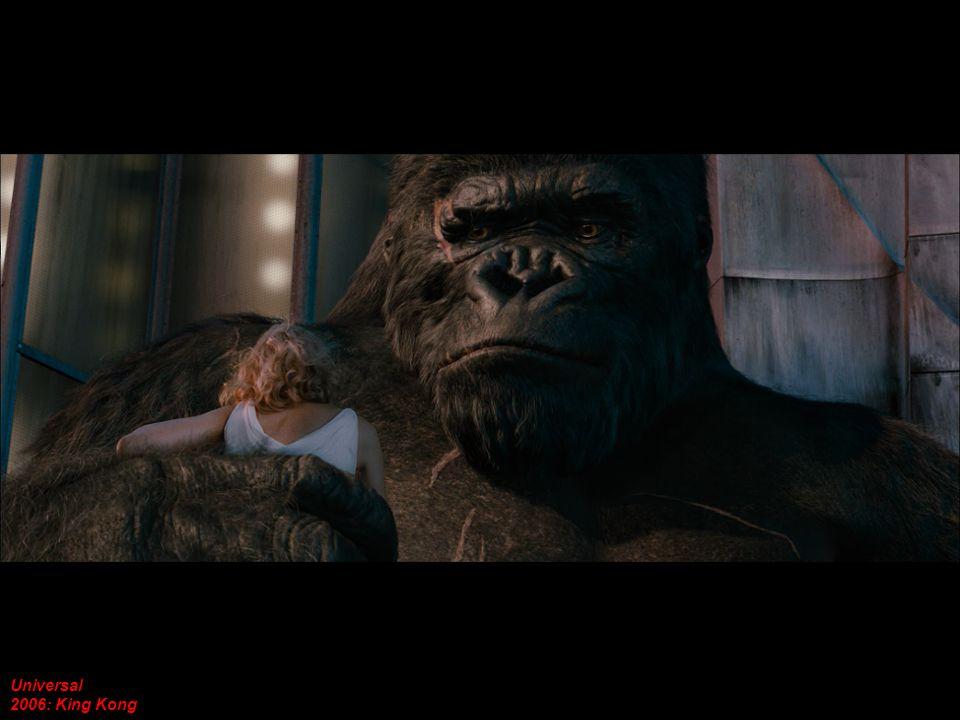 Universal 2006: King Kong