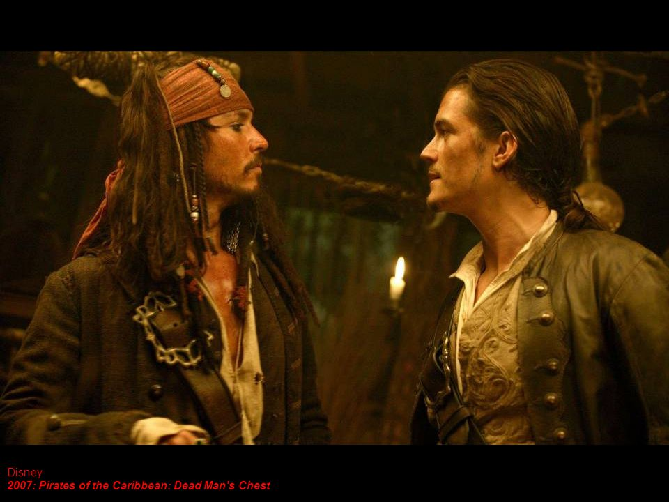 Disney 2007: Pirates of the Caribbean: Dead Man s Chest