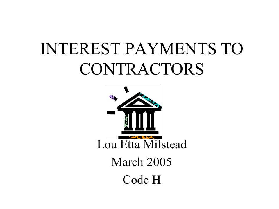 22 COMMENTS/JUSTIFICATION (cont.) Contract Finance Payments –Defined as an authorized disbursement of monies prior to acceptance of goods or services including advance payments, progress payments based on cost, progress payments (other than constructions contracts) based on a percentage or stage of completion, payments on performance-based contracts and interim payment on cost- type contract.