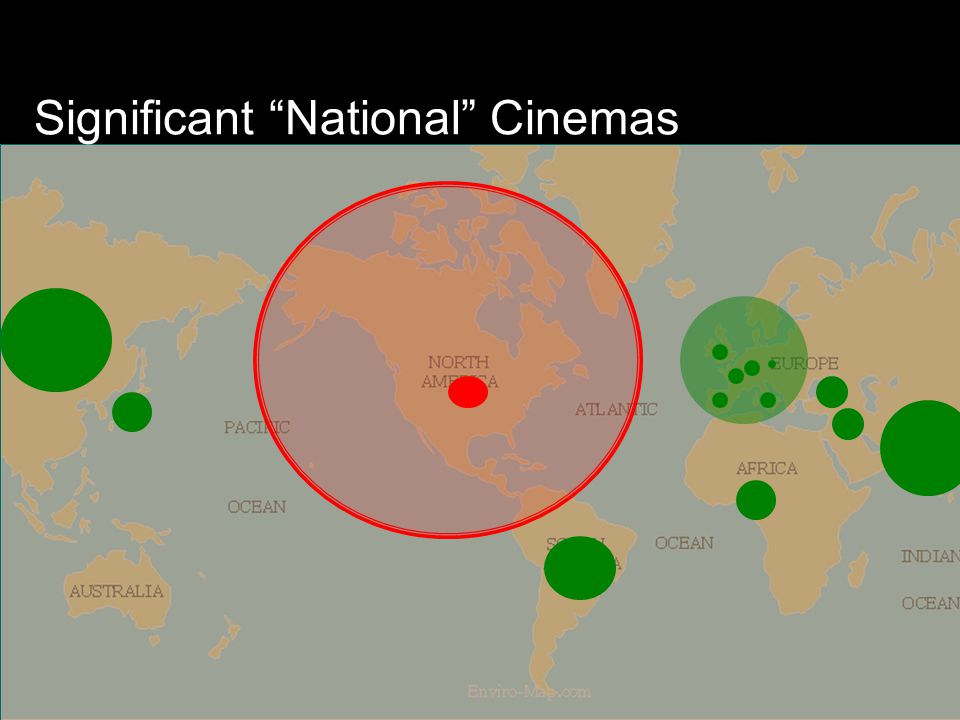 Significant National Cinemas