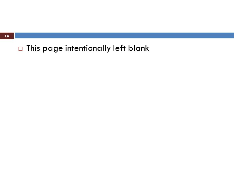 14  This page intentionally left blank