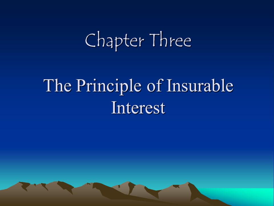 5.2 Insurable interest being enforceable at law 5.2 Insurable interest being enforceable at law If a policy is taken out without insurable interest, it means the insurance is unenforceable.