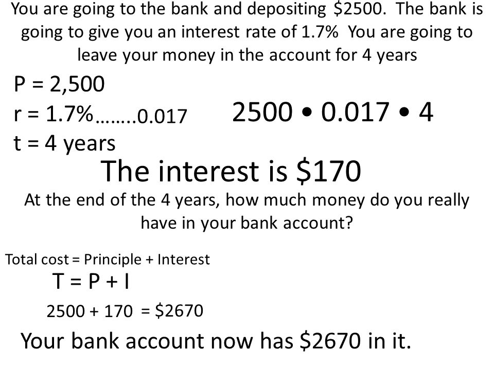 What is the interest on a loan for 6 months with a 9% interest rate when you borrow $2,000.