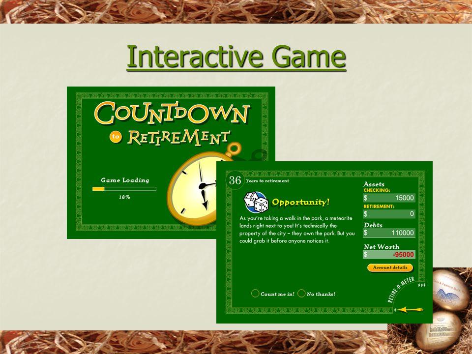 Interactive Game Interactive Game