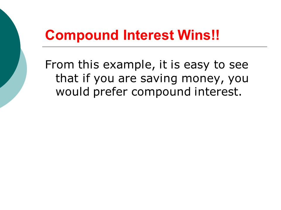  Problem: 1. $680 at 5.5% for 1.5 years compounded monthly  Answer:
