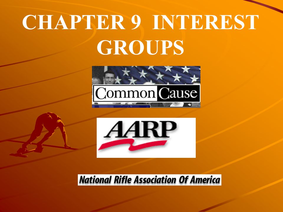 The purpose of this chapter is to survey the wide variety of interest groups or lobbies that operate in the United States and to assess their impact on the political system