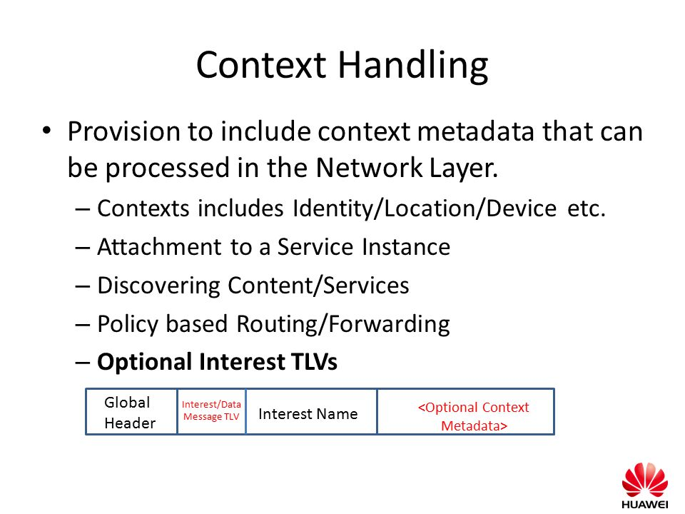 DATA PDU Fixed Size payload length to accommodate Elastic Content Payload – e.g.