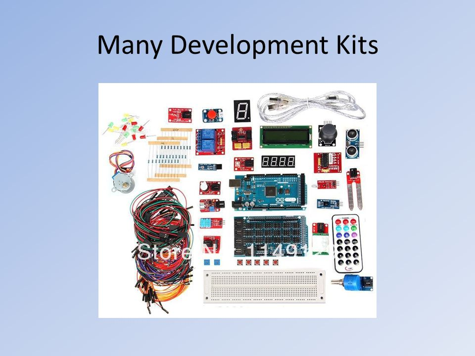 Many Development Kits