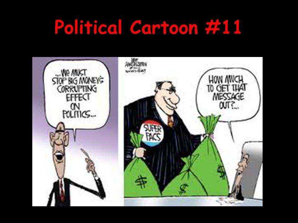 Political Cartoon #11