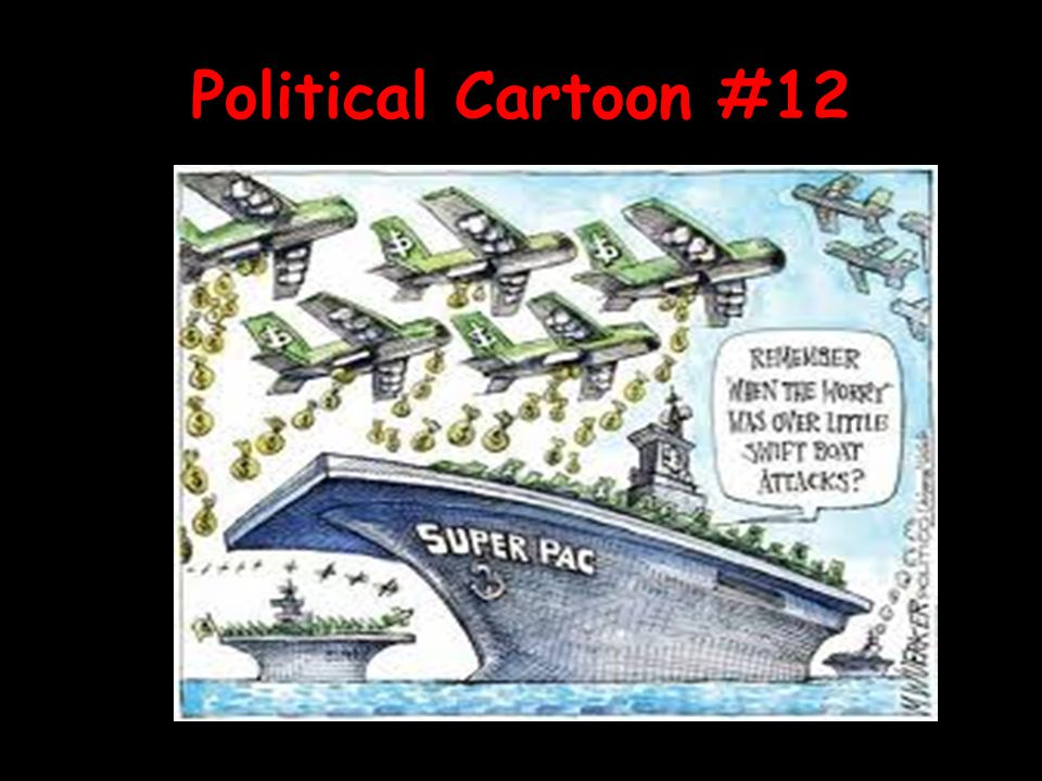 Political Cartoon #12
