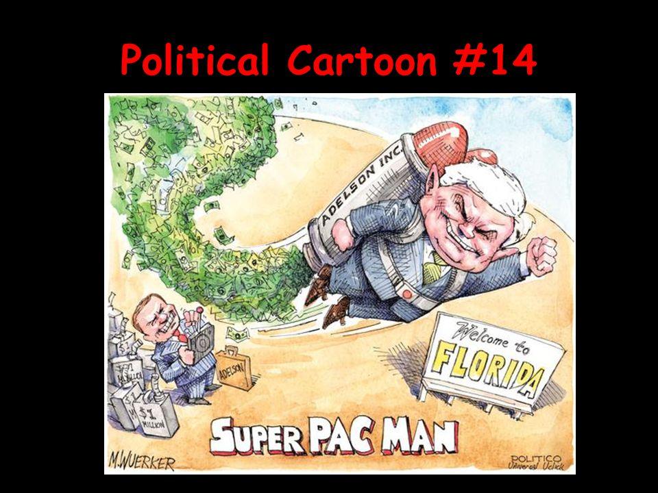 Political Cartoon #14
