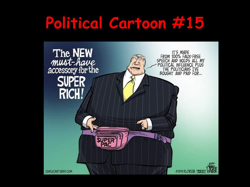 Political Cartoon #15