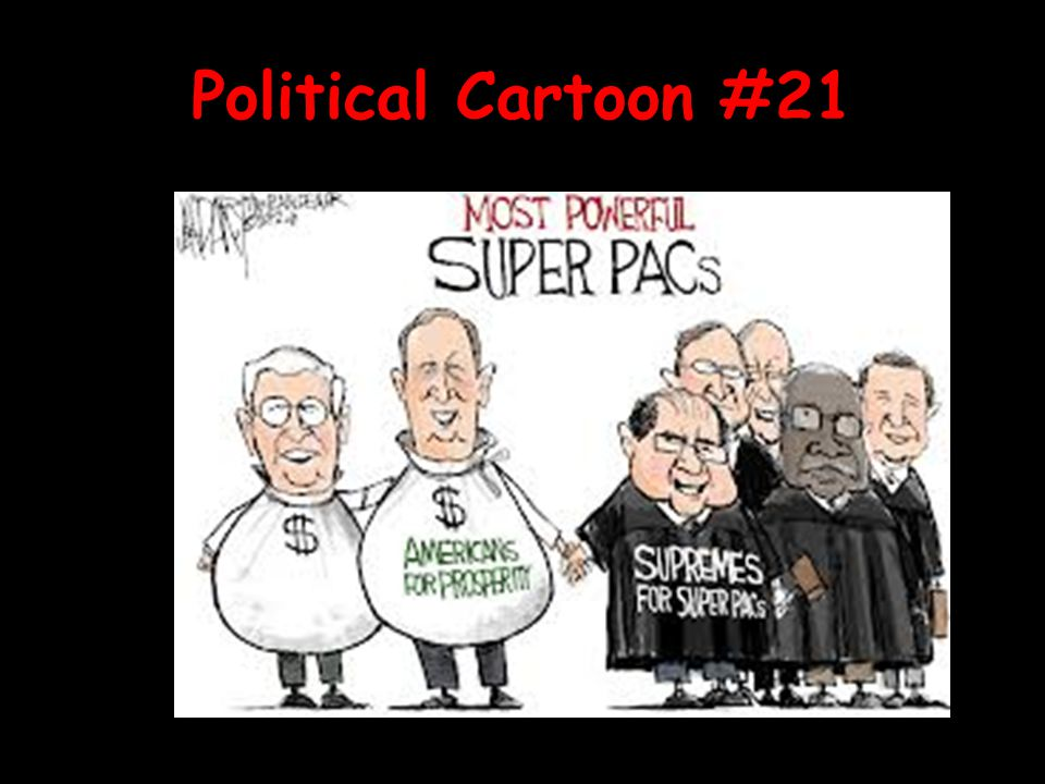 Political Cartoon #21