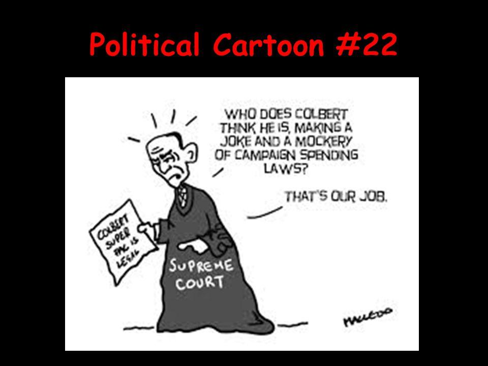 Political Cartoon #22