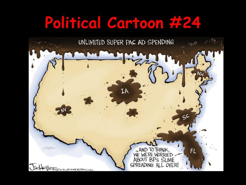 Political Cartoon #24