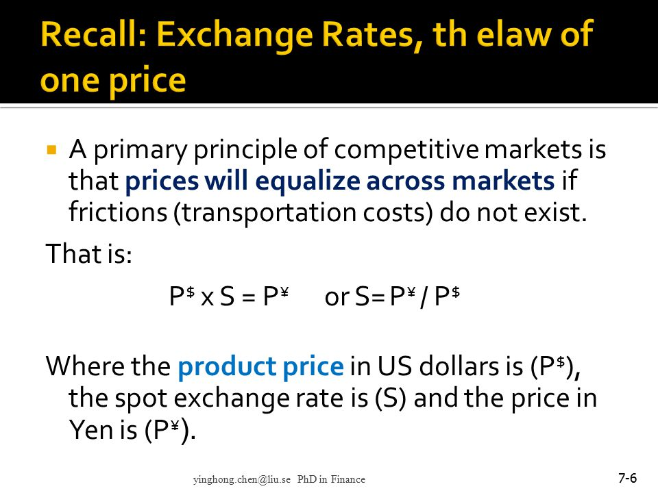  Incomplete exchange rate pass-through is one of the reasons that a country's Real effective exchange rate index can deviate from the exchange rate  For example, a car manufacturer may or may not adjust pricing of its cars sold in a foreign country if exchange rates alter the manufacturer's cost structure in comparison to the foreign market.