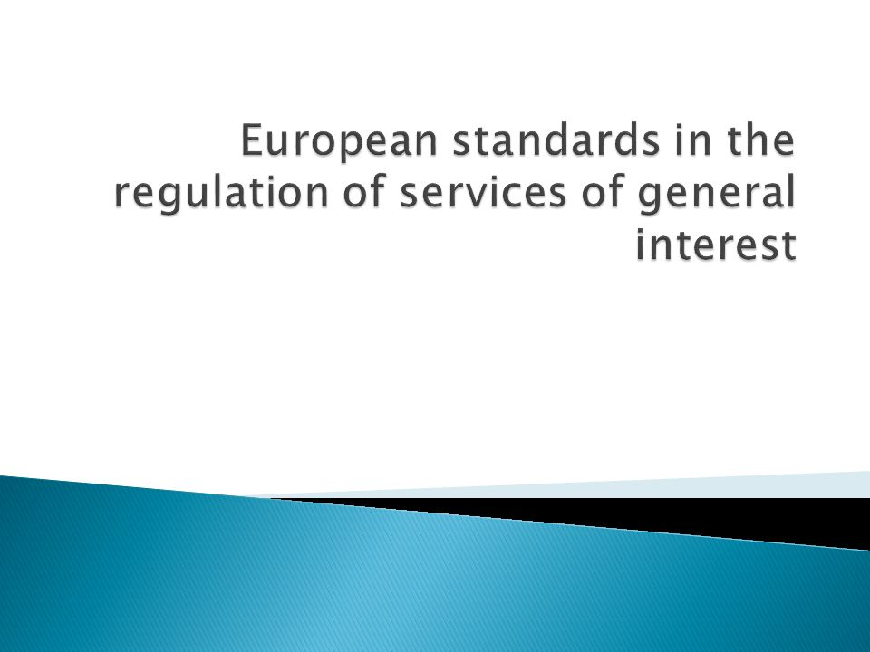  Public services - known in European Union jargon as services of general interest (SGIs) or services of general economic interest (SGEIs) fulfil people's daily needs and are vital to their wellbeing.