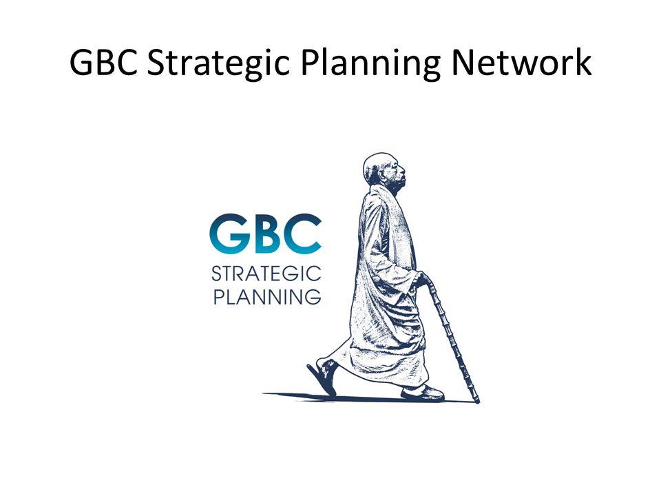 GBC Strategic Planning Network