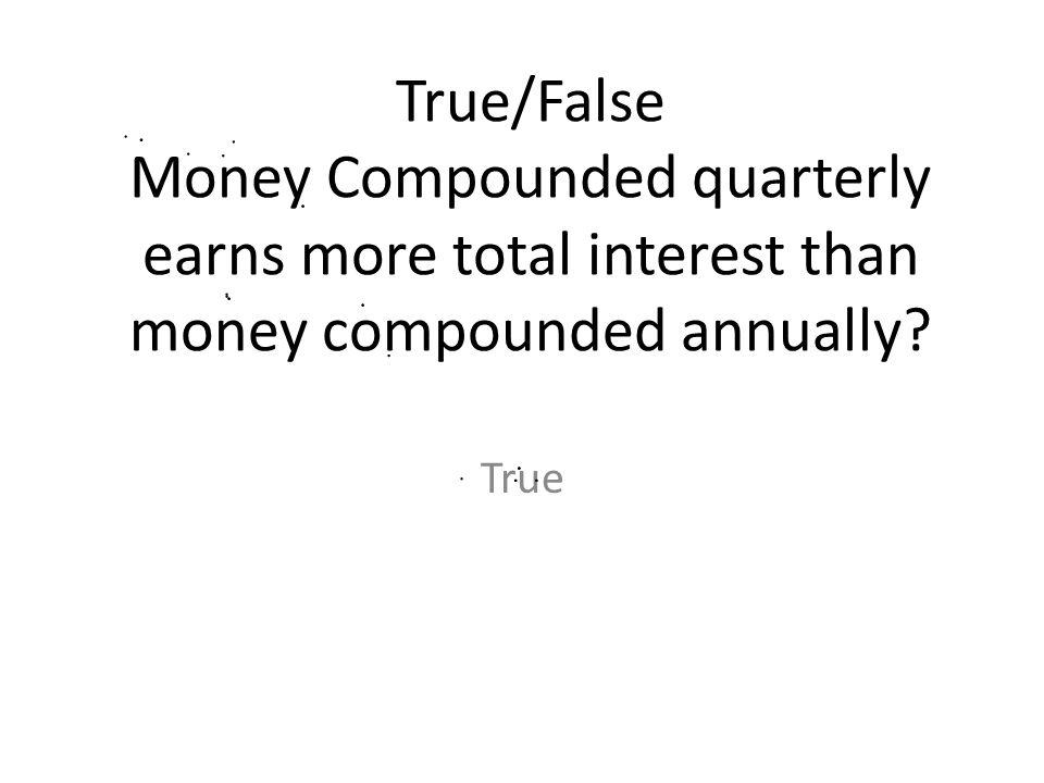 True/False Credit unions do not provide insurance for their depositor's savings. False