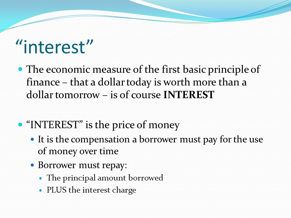 Opportunity cost, cont.